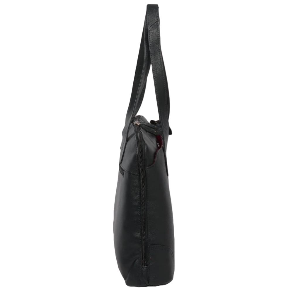 Womens-Leather-Handbag-Black-Ela-1086-4