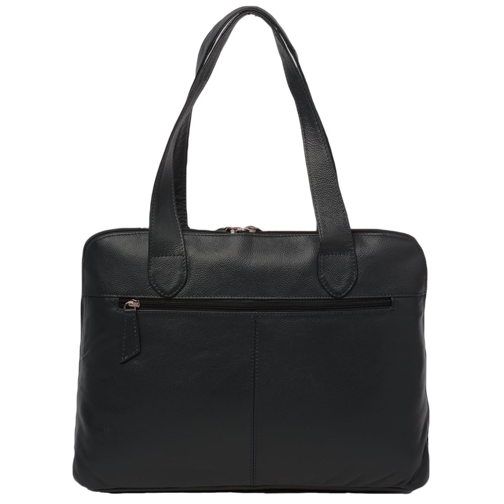 Womens-Leather-Handbag-Black-Ela-1086-6