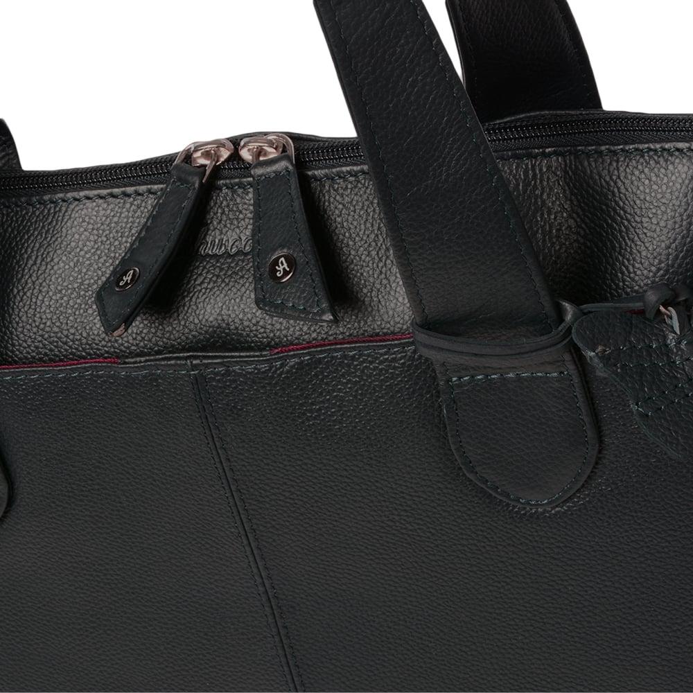 Womens-Leather-Handbag-Black-Ela-1086-8