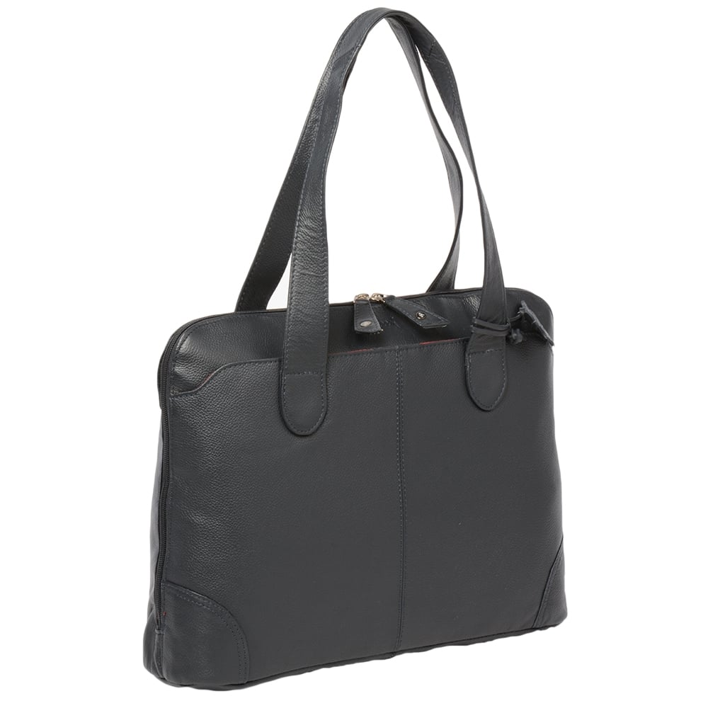 Womens-Leather-Handbag-Navy-Ela-1086-2