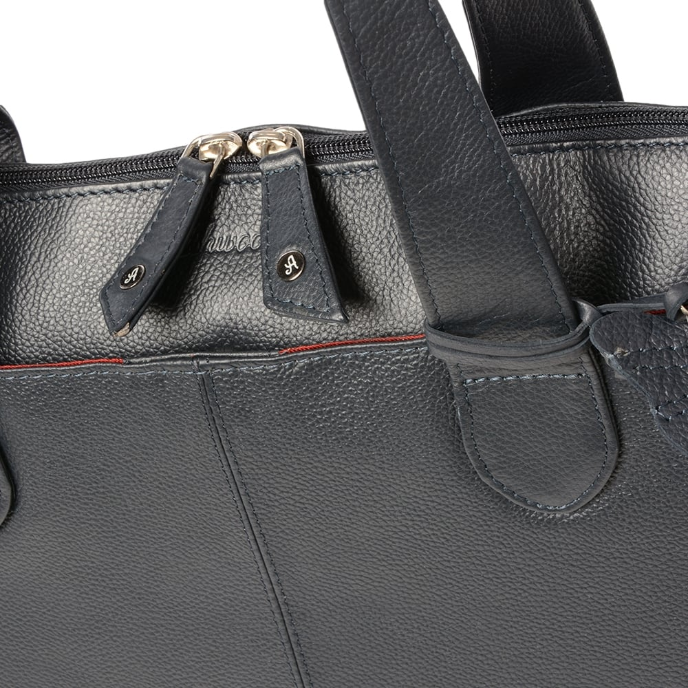 Womens-Leather-Handbag-Navy-Ela-1086-8