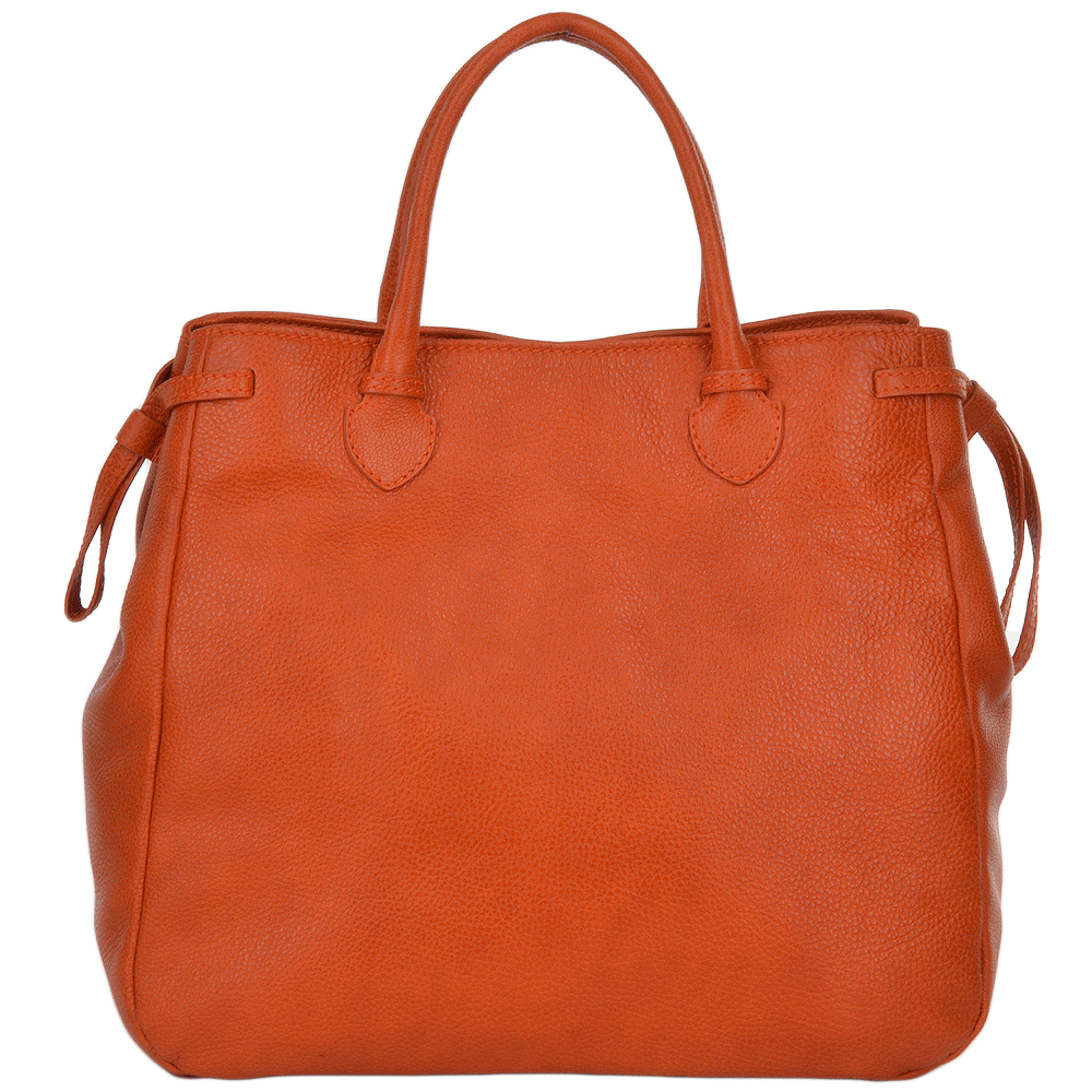 Italian-Leather-Handbag-Pumpkingold-40925-79-5B-NH-4